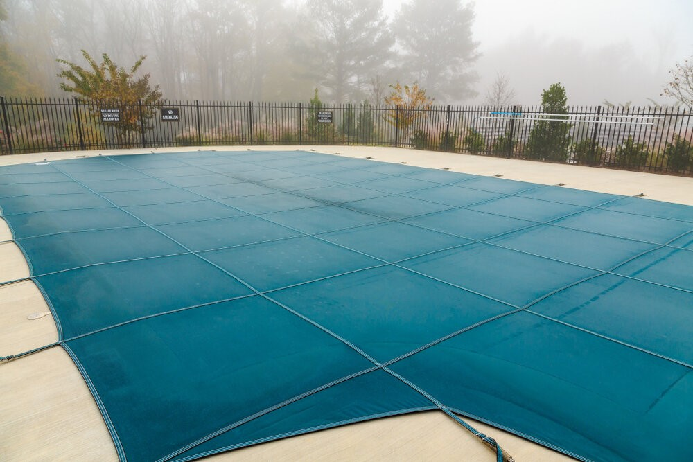 Cover An Above Ground Pool With A Deck