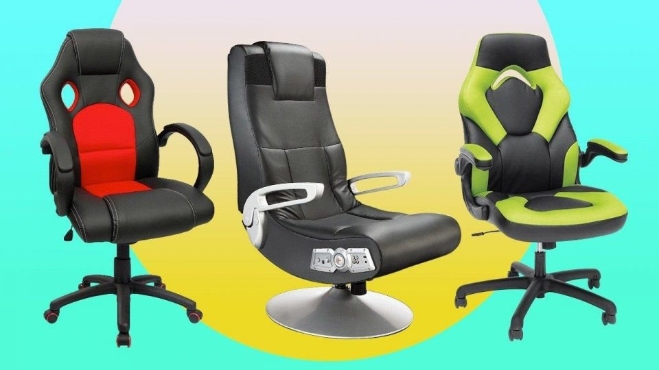 best gaming chairs under 100