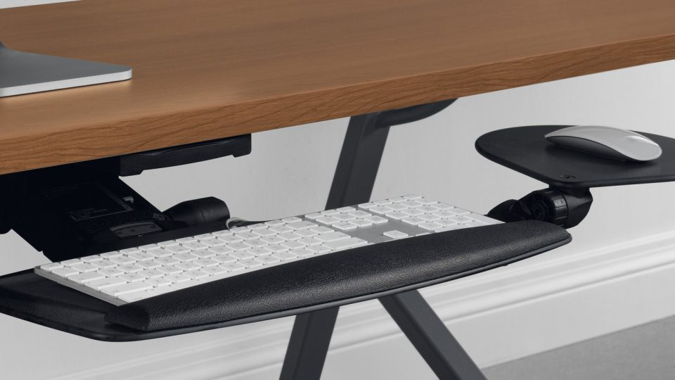 issues with keyboard trays