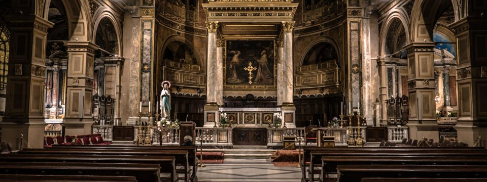 How to Reduce Energy Usage of Church