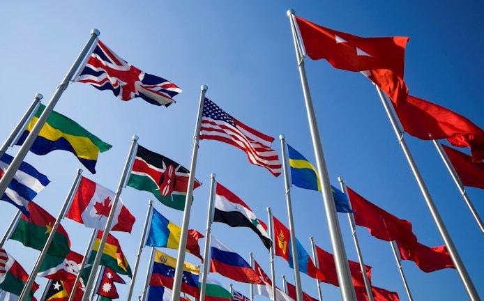 flag poles
