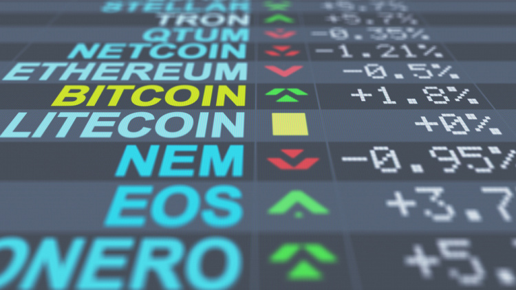 trends in crypto market