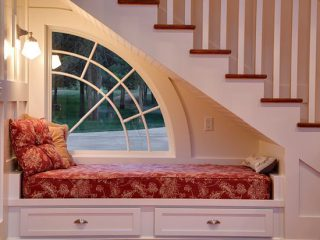Make The Most Of The Space Under The Stairs